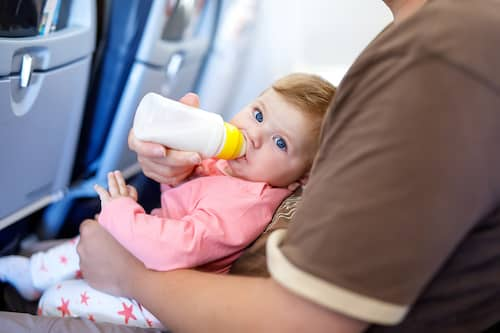 Tips for Traveling Safely With Your Baby salinas Law