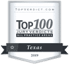 Top 100 Verdicts in Texas in 2019