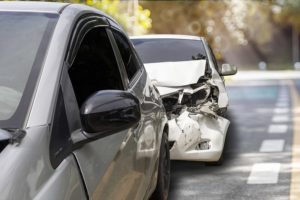 Car Accidents in the Company Vehicle