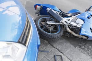 Low Side motorcycle Accidents