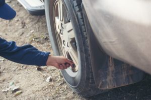 Incorrectly Plugging a Tire Can Cause Accidents