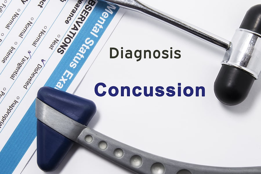What Amounts Do Car Accident Concussion Cases Settle For?