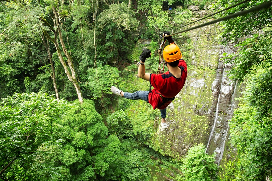 What Can I Do if I'm Injured on a Zipline?